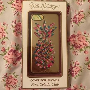 lily pulitzer iphone 7 case